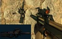 P-90 (silenced W Scope)